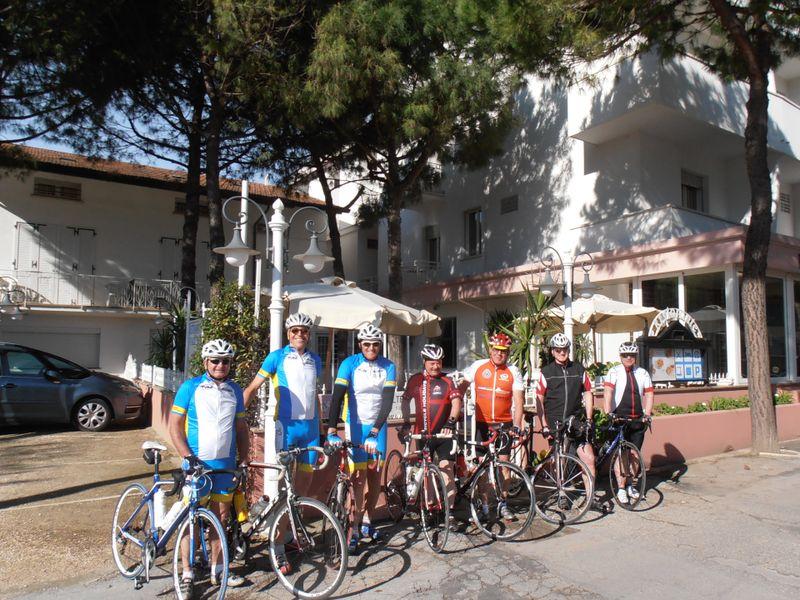 Hotel Walter 3 stelle Gatteo Mare - Cicloturismo in Romagna